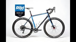 Rennstahl Bikes - 853 Gravel Reiserad Randonneur