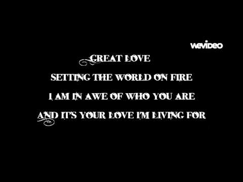 Flyleaf - Great Love (Lyrics)