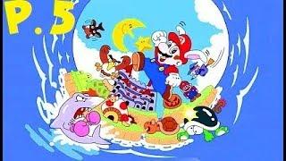 New Super Mario Land 2 Wii 100% Walkthrough Part 5