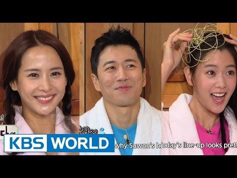 Happy Together - Jang Suwon, Park Giryang, Clara, & more! (2015.01.08)