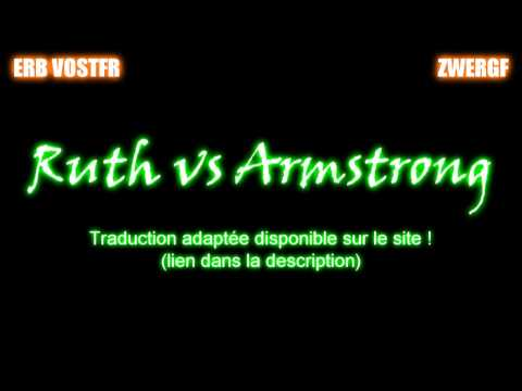 Babe Ruth vs Lance Armstrong - VOSTFR ADAPTÉE - Epic Rap Battles of History #31