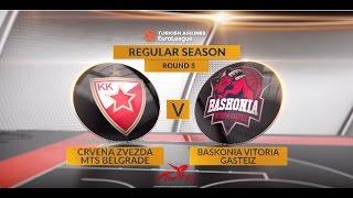 Црвена Звезда : Баскония