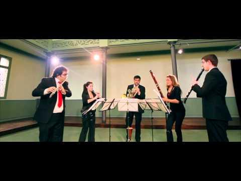 AZAHAR ENSEMBLE, Endre Szervánszky Woodwind Quintet No.1