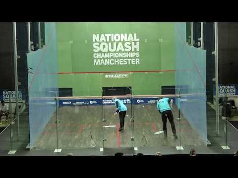 National Deaf Squash Championships (RMT)  2015