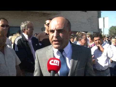 Reportagem Almod�var - Protestos Centro de Sa�de
