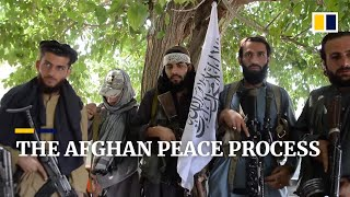 The Afghan peace process: trying to end the longest war in US history