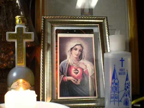 689/2000 AVE MARIA(in silence)/Spiritus Sancti/cover