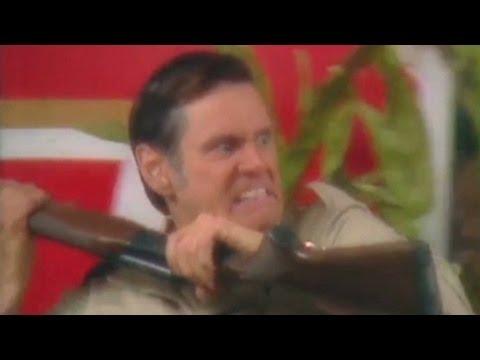 Jim Carrey takes on gun lobby