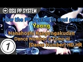 How the PP system in osu! sees Yaongs FC on Dance Number o Tomo ni [Dance Number] HD,HR