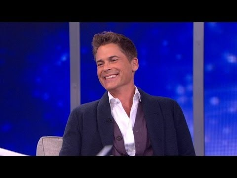 Rob Lowe Interview 2014: 'Parks and Recreation' Actor on Why He Turned Down McDreamy Role