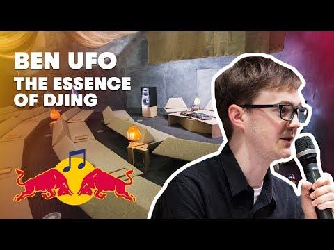 Ben UFO (RBMA Tokyo 2014 Lecture)