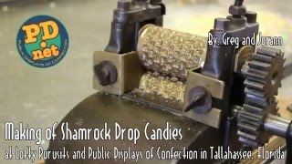 #26 How we make: Shamrock Drop Candy