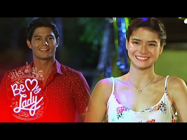 Be My Lady: Pinang and Phil's 1st Monthsary