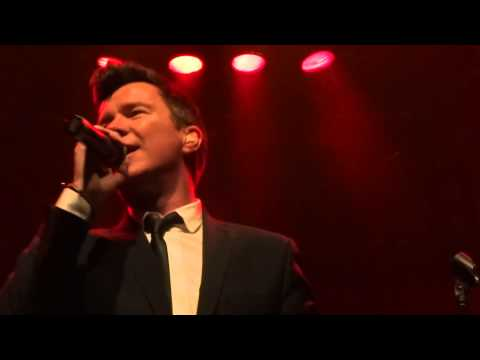 Rick Astley - Take Me To Your Heart - Tivoli 21-11-14 Hd video