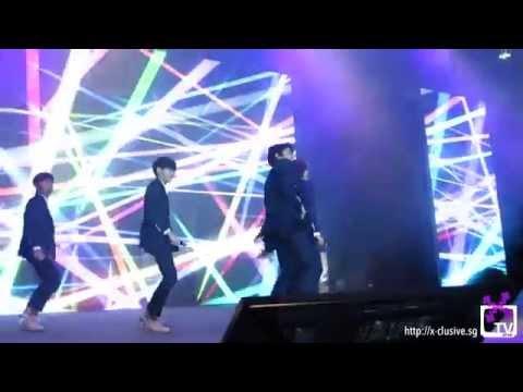 141122 KStar FanFest 2014: B1A4 - Beautiful Target