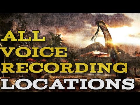 Dead Island: Riptide - All Voice Recording Locations (News Junkie Achievement/Trophy Guide)
