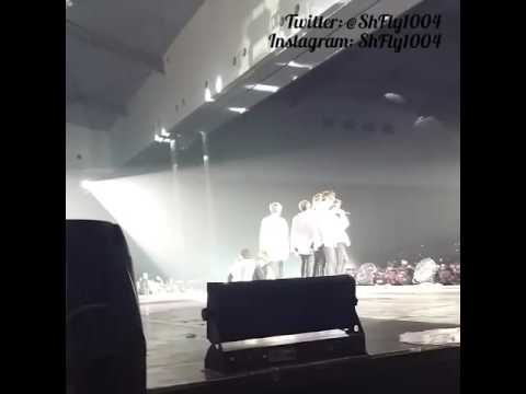 170429 [FANCAM] THE WINGS TOUR 2017 LIVE BTS TRILOGY EPISODE III IN JAKARTA_BTS - Spring Day