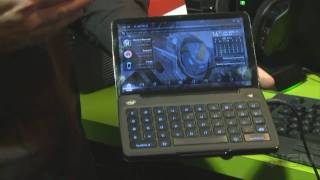 Razer Switchblade First Look - CES 2011