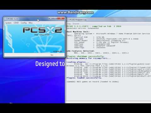 how to install PCSX2 (PS2 emu) + BIOS