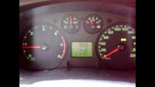 Ford transit test speed max 2.4 max & long
