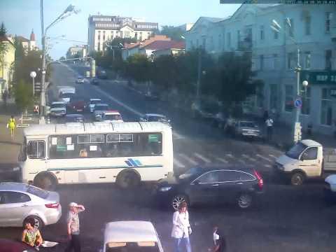 Авария ул Ленина ул Комсомольская #1