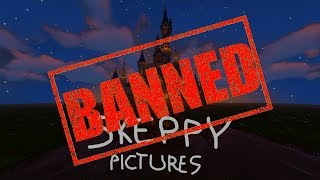 My life is over for I have been banned on DISNEY