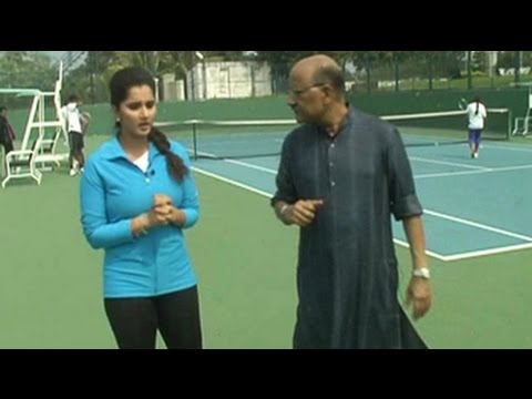 Sania Mirza's Bollywood Connections! video