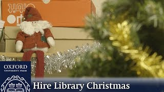Christmas in the Music Hire Library   Oxford Academic