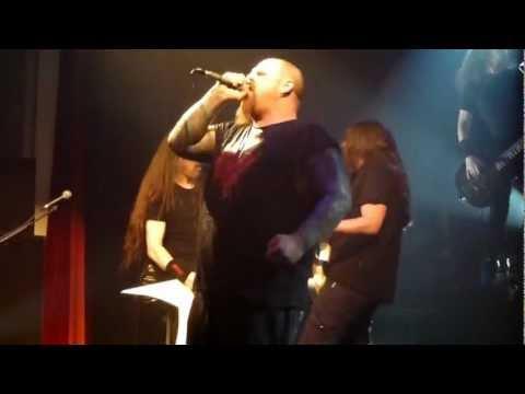 Exodus - Piranha feat. Andreas Kisser (Live at Thrashfest - Prague, Czech Republic 2011)