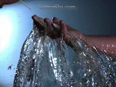 UltraSlo waterballoon bust