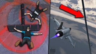 EXTREMER WINGSUIT GTA PARCOUR | GTA 5 Online