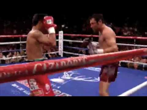 Manny The Pacman Pacquiao vs Miguel Cotto Highlights 2009 (HD Quality)