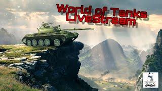 PS4 Deutsch | World of Tanks | LiveStream [+18]