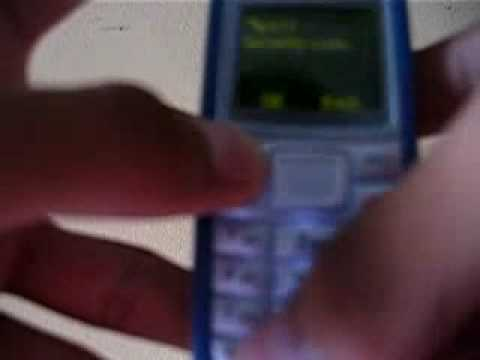 How to hack (Unlock) Nokia 1110