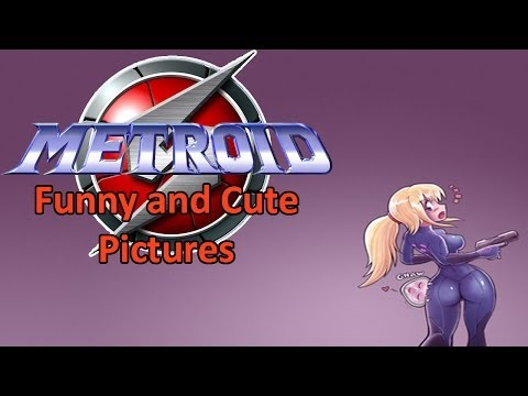 Metroid Funny and Cute pictures