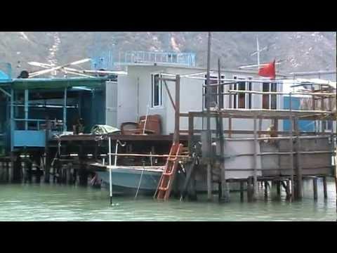 Tai O Fishing Village Lantau Island Hong Kong
