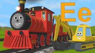 Learn about the letter E (with Alice