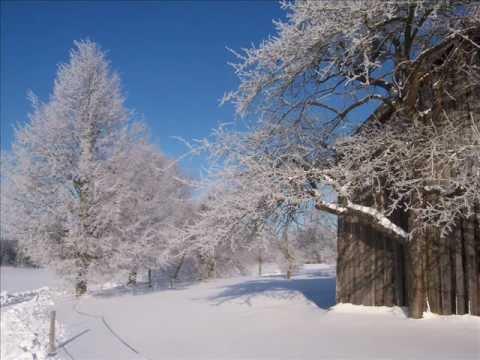 Traditional - Der Winter Ist Ein Rechter Mann