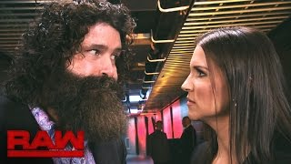 Stephanie McMahon denies any collusion with Triple H: Raw, Sept. 5, 2016
