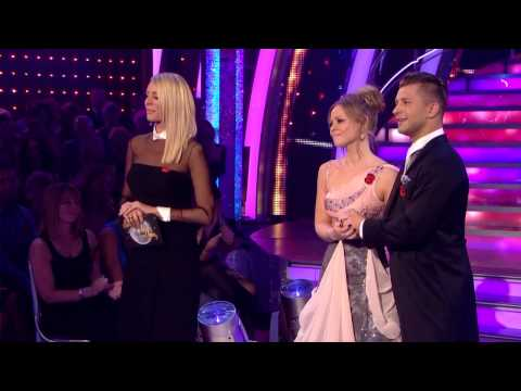 Kimberley Walsh & Pasha Kovalev - Viennese Waltz - Strictly Come Dancing 2012 - Week 6 - Long Edit