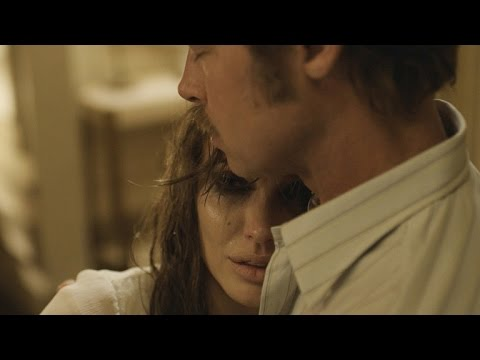 Angelina Jolie Crying in Brad Pitt's Arms In New 'By the Sea' Still