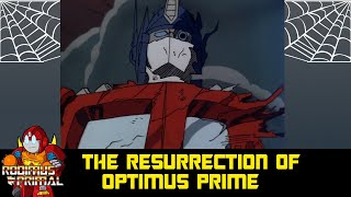 How was Optimus Prime able to come back?