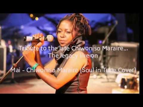Mai - Chiwoniso Maraire (Soul in Tune Cover)