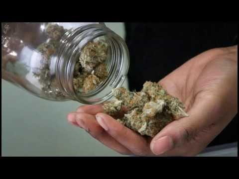 Marijuana Legalization Gets A Boost On Capitol Hill
