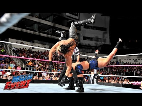 Jack Swagger Vs. Seth Rollins: Wwe Main Event, Oct. 21, 2014 video