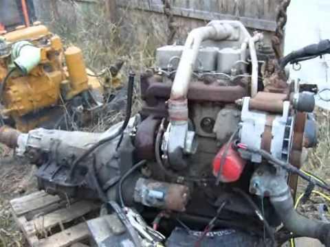 Cummins 4bt Turbo Diesel For Sale On Ebaywmv YouTube