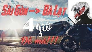 [EZGo] Ride#11: Thử sức Sài Gòn - Đà Lạt 4 tiếng và cái kết | DooEZGo