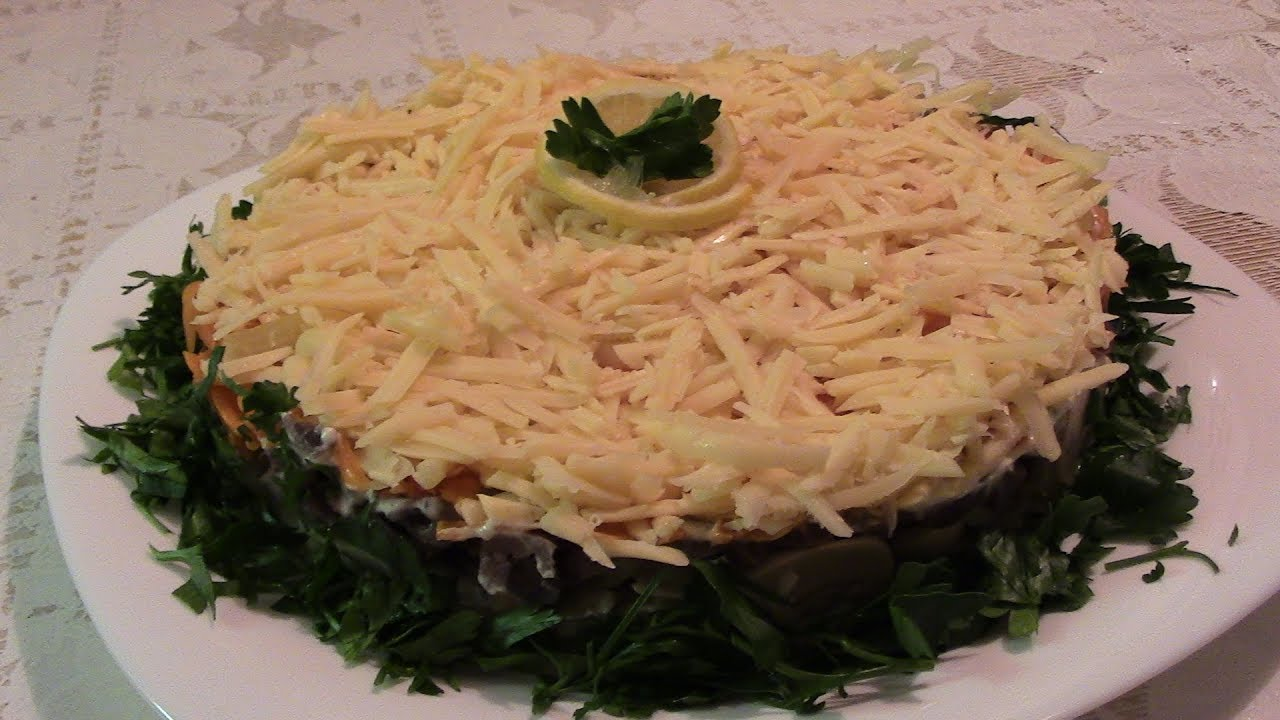 Салат с сердечками куриными рецепты с простые и вкусные