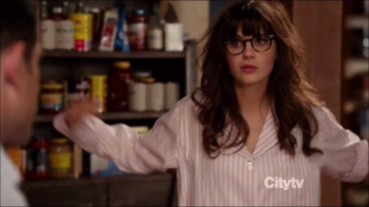 New Girl - Help a brotha out - Jess and Schmidt (cute ...