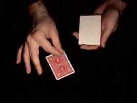 Card Trick Pickpocket